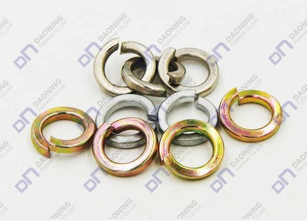 ASME/ANSI B18.21.1, DIN127A, DIN127B, DIN7980 Spring Washer