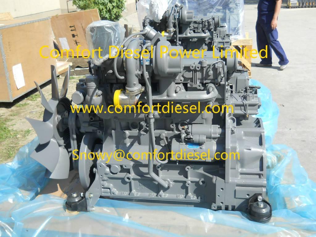 Deutz BF4M1013C diesel engine