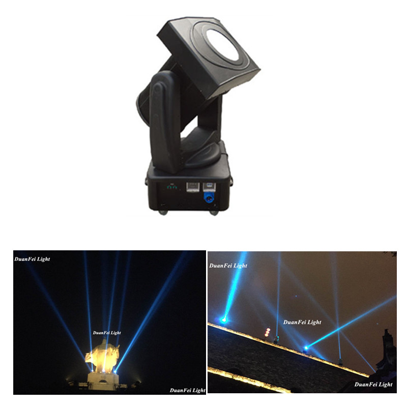 Outdoor Sky Light Long distance 5000W Xenon Lamp high power search lighting