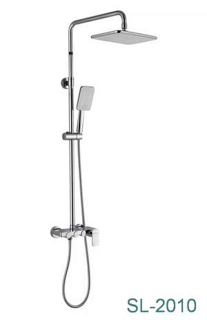 In-walled Shower Faucet,