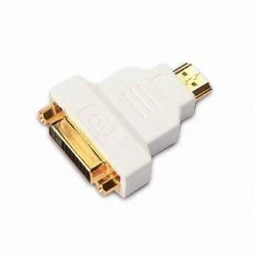 HDMI Male to DVI(24+1) Female Adapter