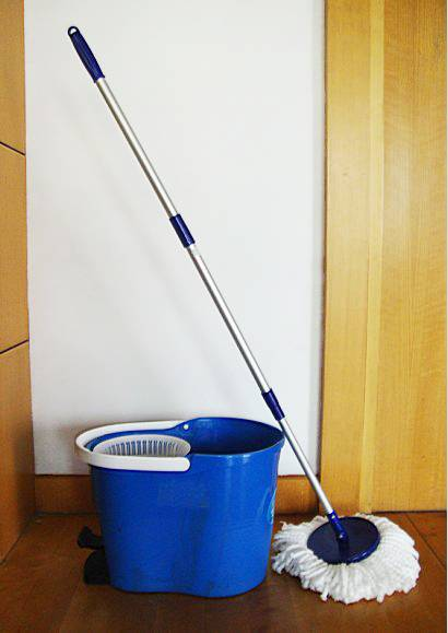 360 spin mop
