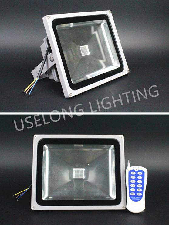 10-200W Wireless Floodlights(control 80 meters)
