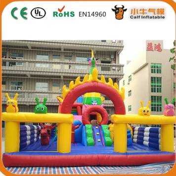 High quality bouncy castle and inflatable bouncer, inflatable castle from China