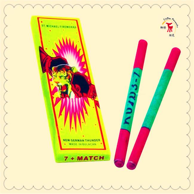 3# Match Cracker( 7 Bangs)| K0203-7