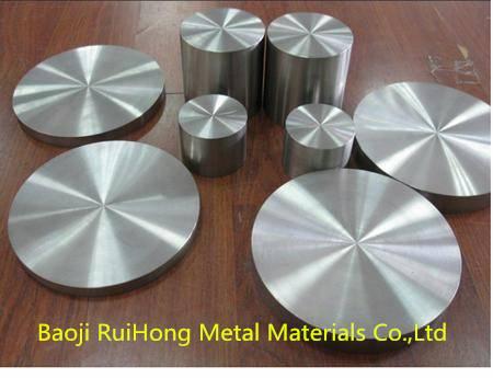 Best Selling grade2 titanium disc astm b265