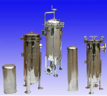 Stainless Steel Industrial Crtridge Style Filter Housing