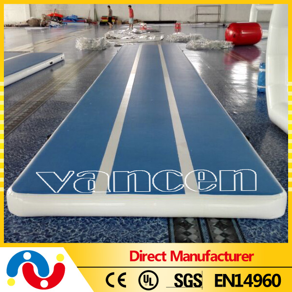 Hot sale tumble track inflatable air gym mat inflatable gym air track