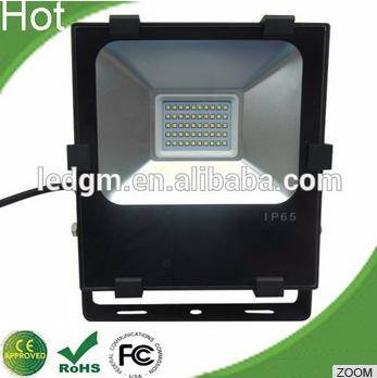 New Samsung SMD3030 Outdoor IP65 Waterproof High CRI Stadium LED 50W Flood Light with High Lumen