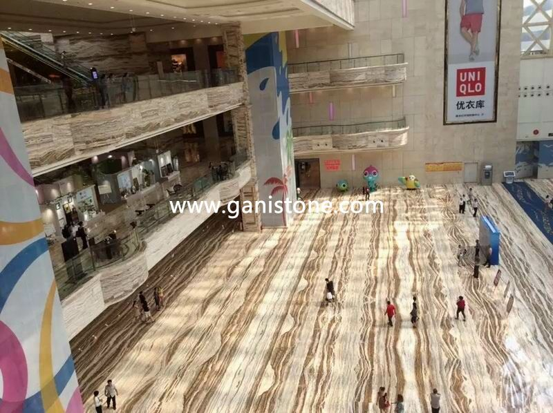 Traonyx Shopping Mall Floor