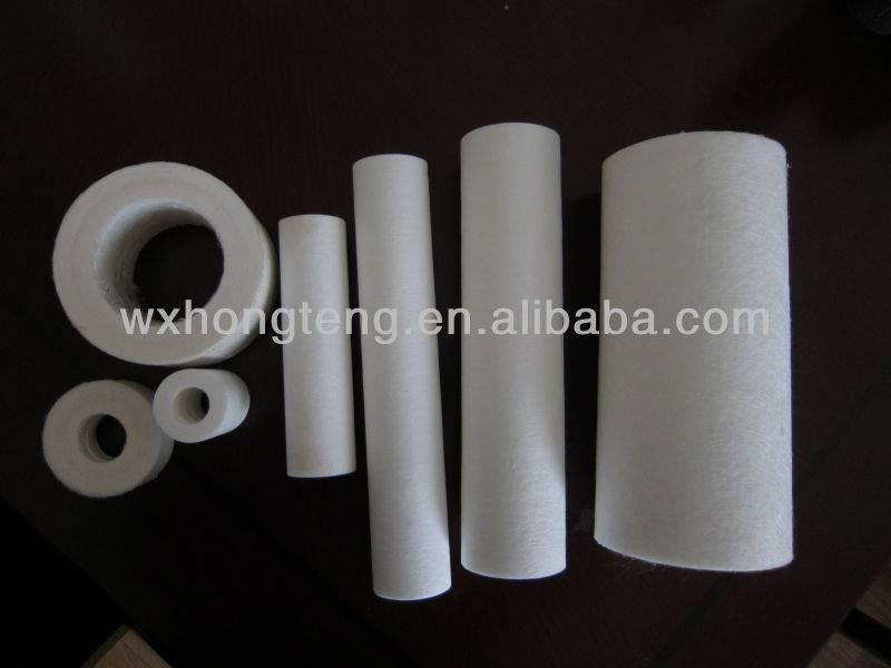 Supply pp melt blown filter cartridge By Wuxi Hongteng