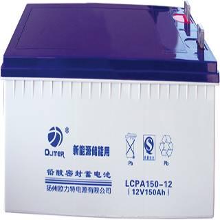12v 150ah solar storage gel/lead-acid battery for street light