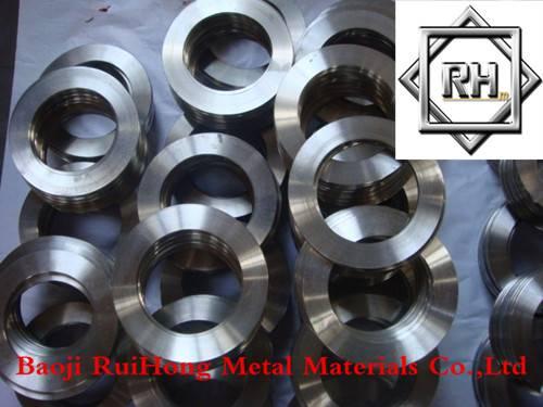 Gr1Gr2 Gr3 Gr4 Titanium Ring