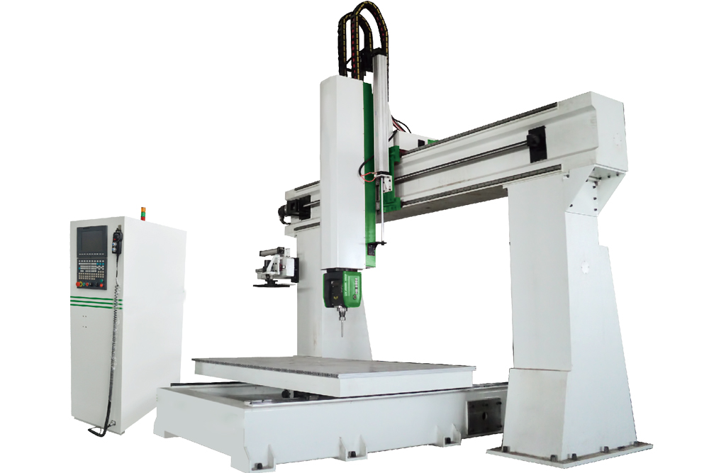 BCM1325S-5 AXIS cnc machine for wood
