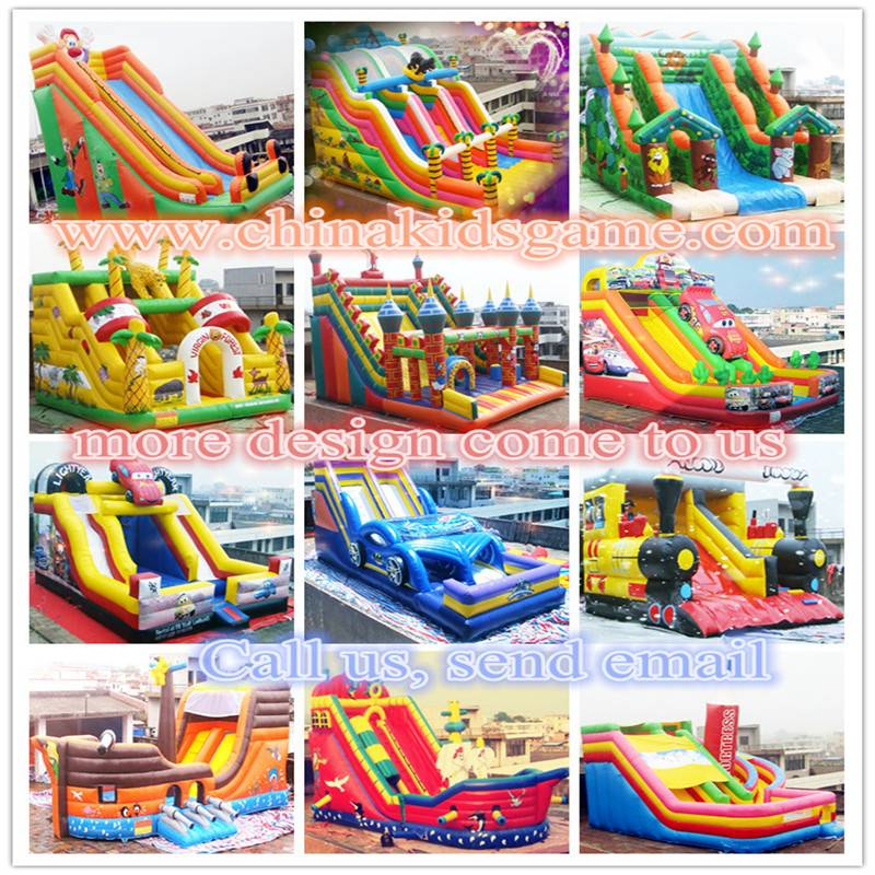 Inflatable Castle, Inflatable combo, inflatable bouncer house for kids