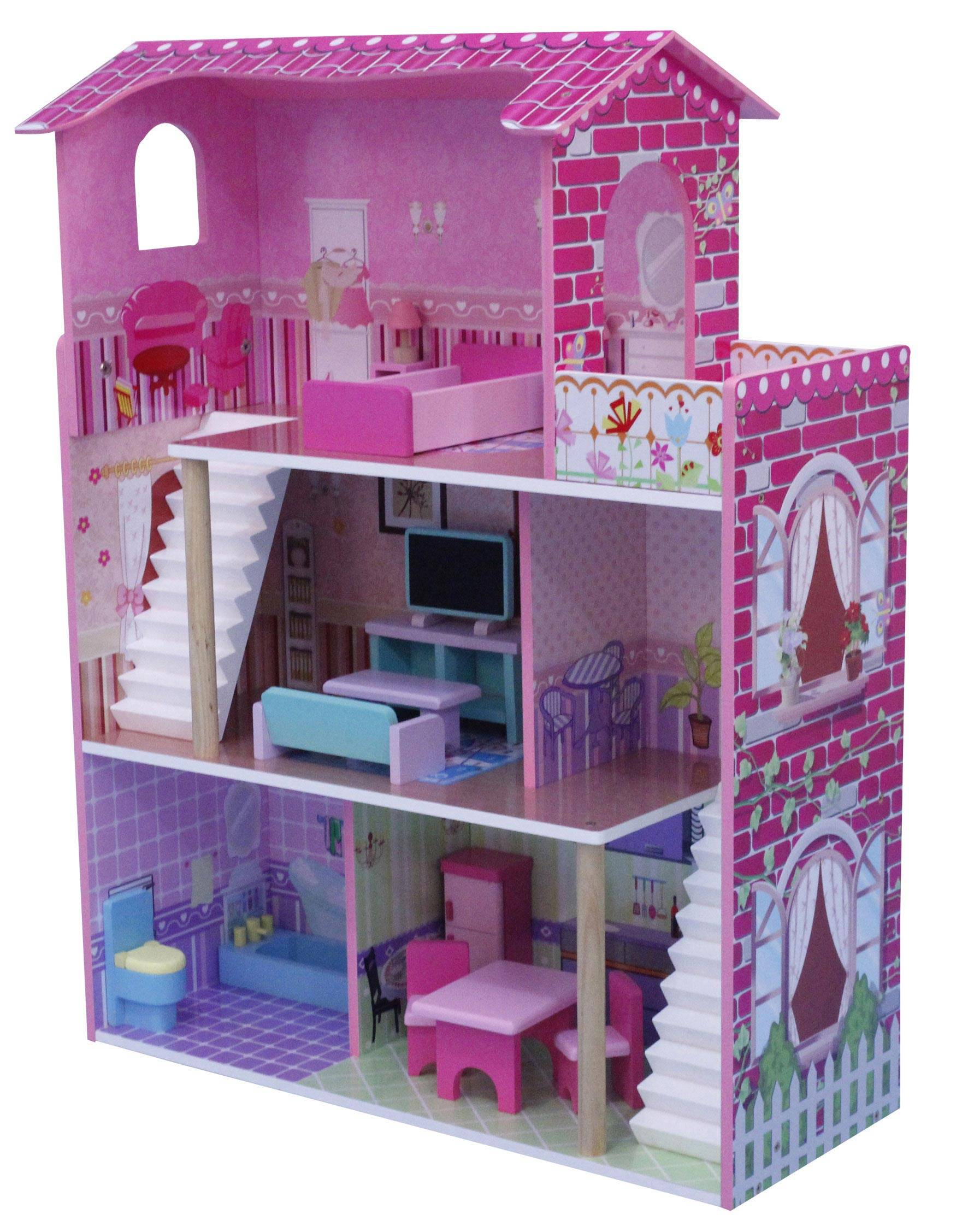 Doll toy house