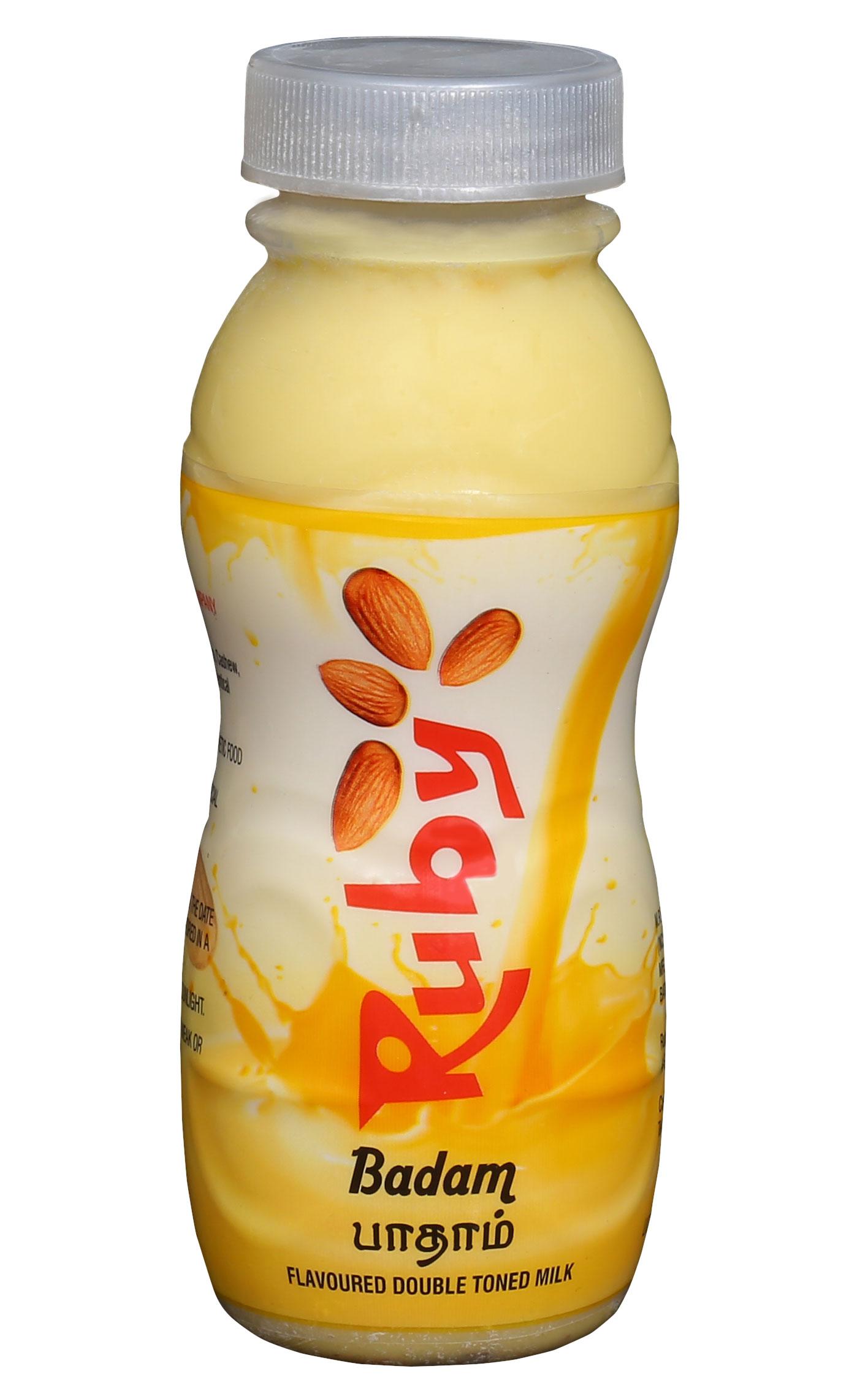 Ruby Badam Flavoured milk