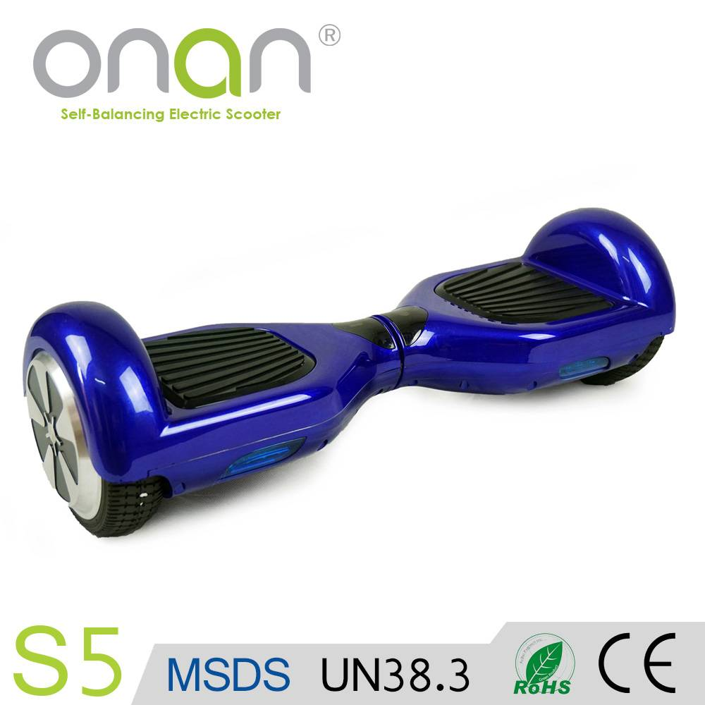 smart two wheels self balancing electric scooter