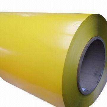 Color-coated Aluminum Coil