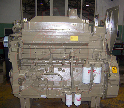 KTA19-P750 Water Pump Engine
