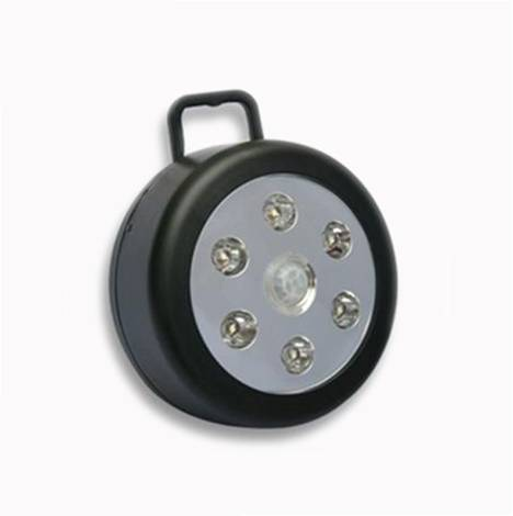6LED motion sensor light