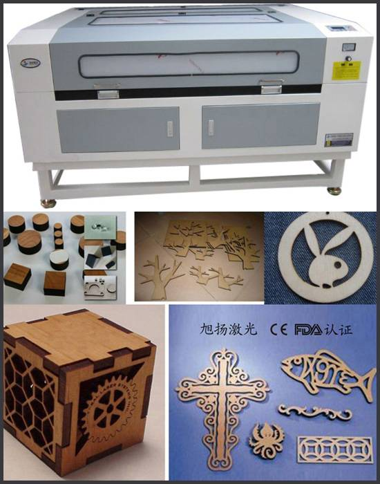 Good Price Plywood Laser Cutting Machine from Sunylaser