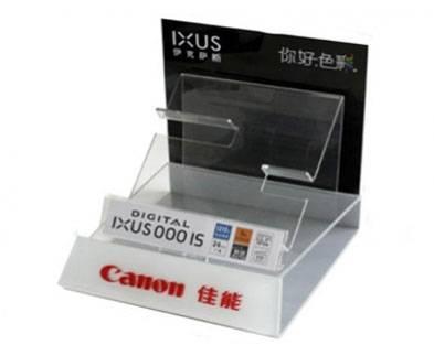 Acrylic digital display