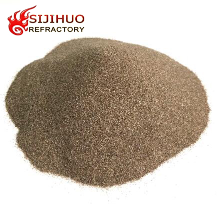 brown fused alumina oxide powder/corundum F100#