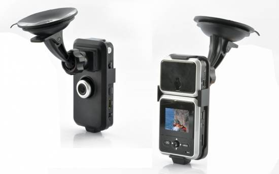 1080P HD Sports Camera & Car DVR