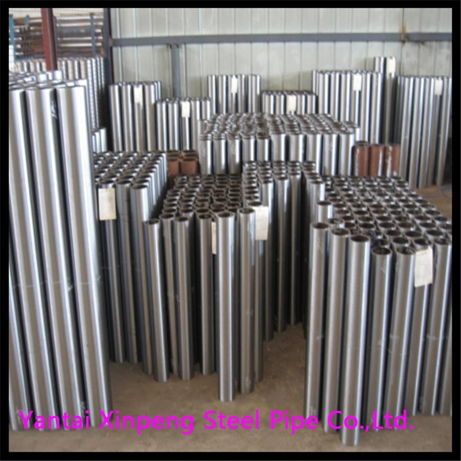 EN 10305 ISO9001 low carbon hydraulic steel tube