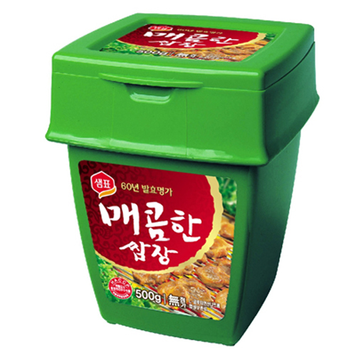 Sam Jang, Soybean Paste with Chili