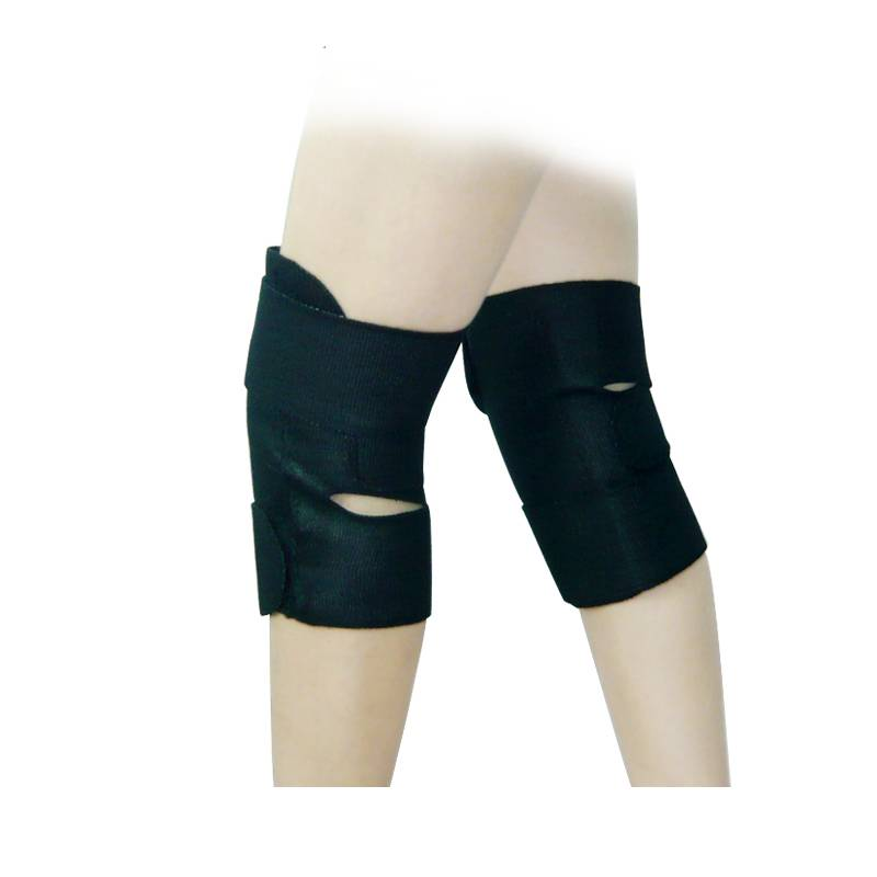 Tourmaline knee brace support belt for pain relief