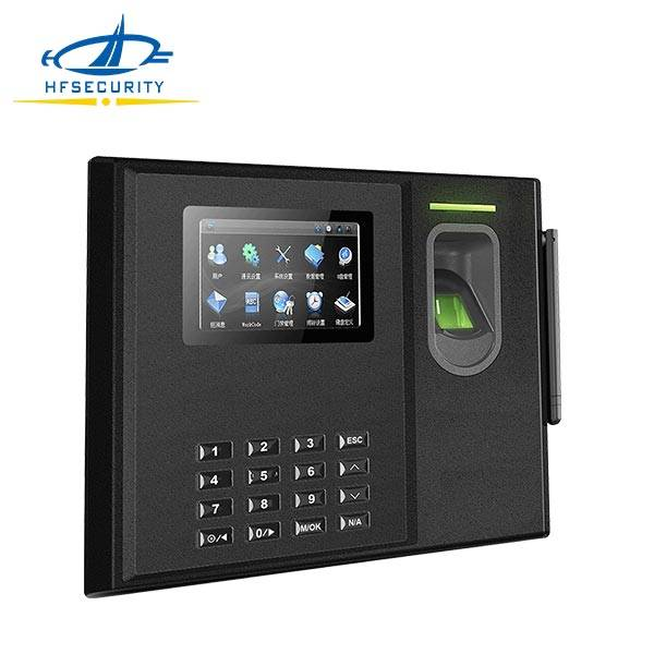 Built-in Webserver Fingerprint Biometric Gprs Biometric Device(HF-Bio800)