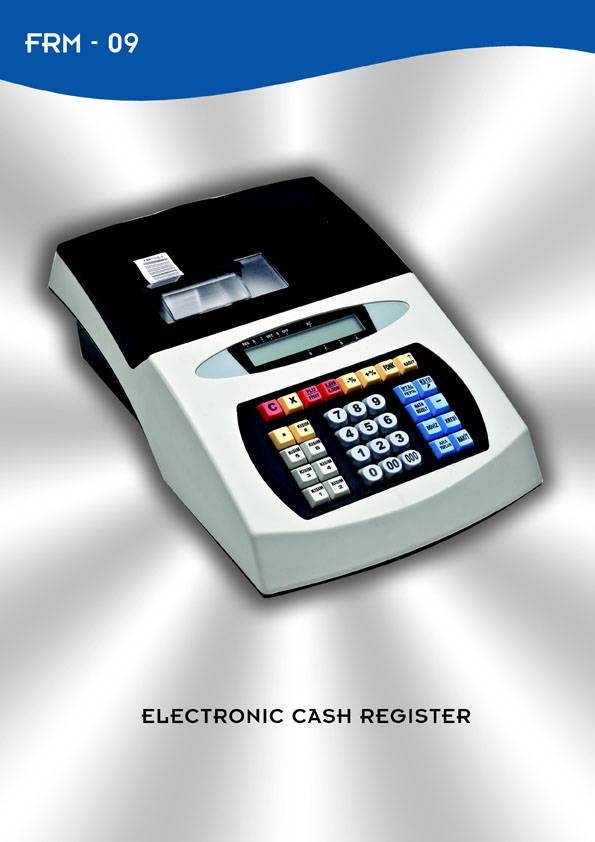 Fiscal Cash Register FRM09 / RHOMBUS