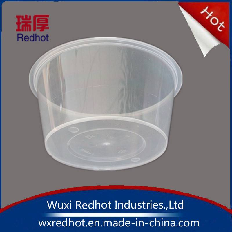 Manufacturer Professional Supply Plastic Food Container 650ml