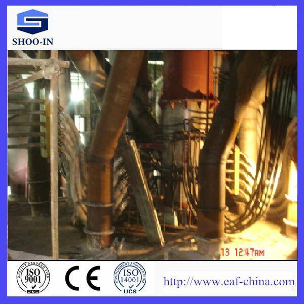 Melting furnace ferronickel submerged arc furnace