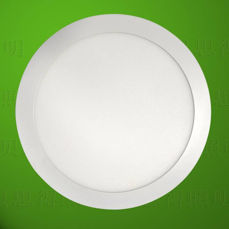 24W Circular LED panel light