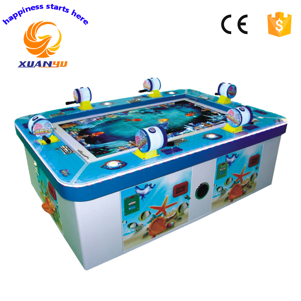 Arcade redemption games amusement coin operated fishing game machine for sale