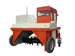 organic manure machine