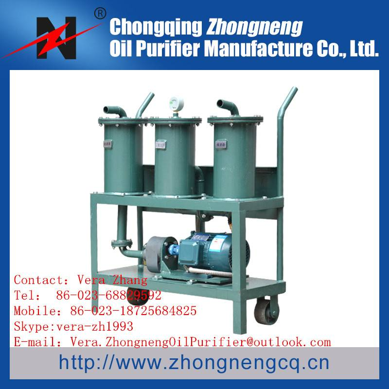 Portable Oil Purifier/ Oiling Machine Series JL