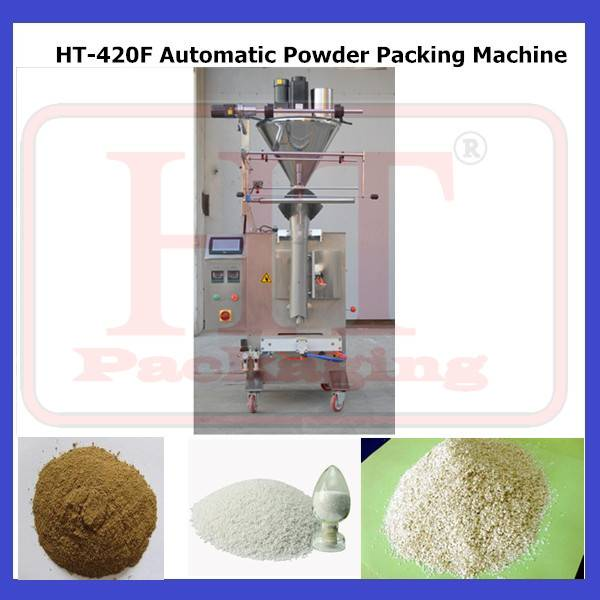 HT-420F Automatic Carbon Powder Packing Machine