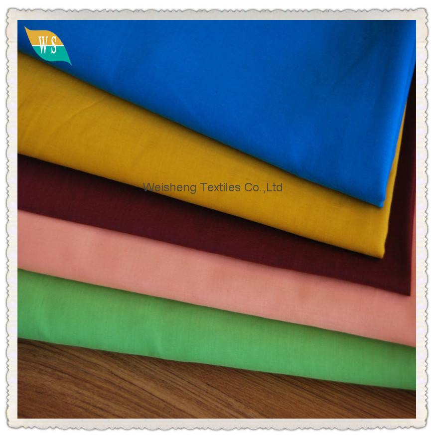 TC 90/10 lining fabric