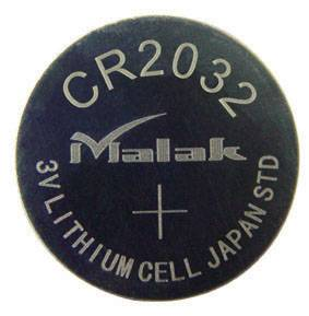 CR2032 Lithium Button Cell Battery