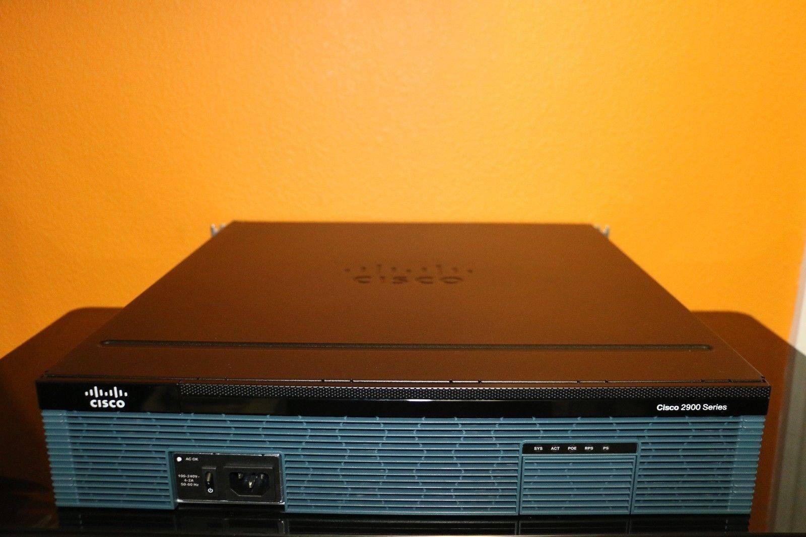 C2921-CME-SRST/K9 cisco router