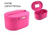 Round cosmetic box for woman from AVON supplier
