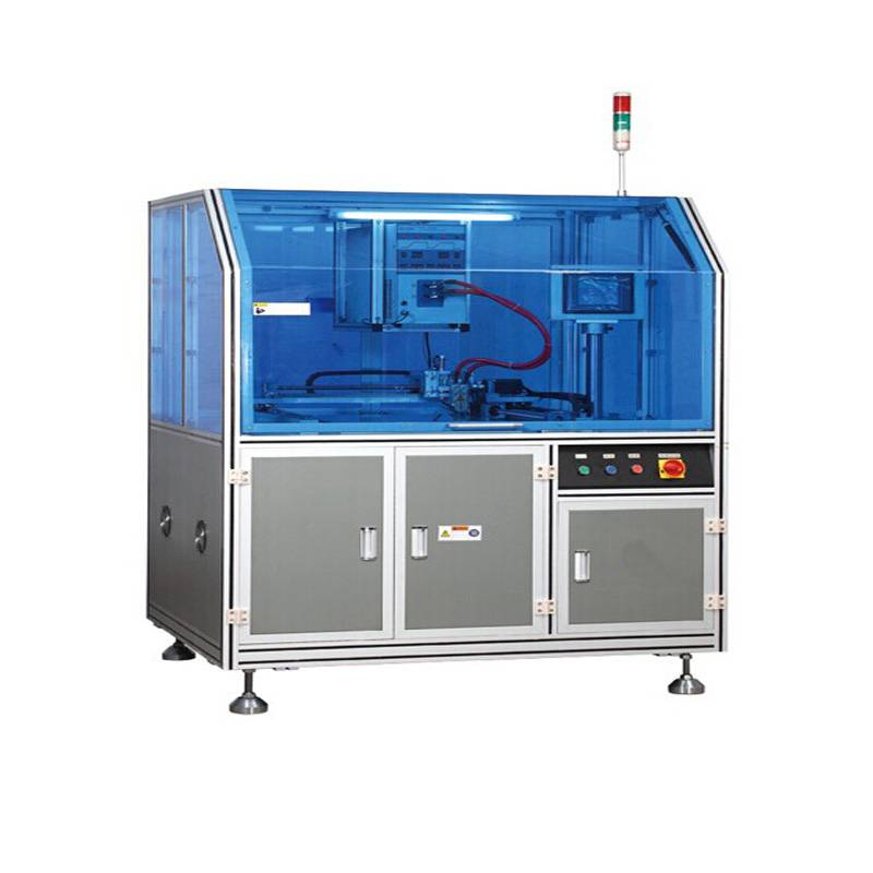 card antenna and module spot welding machine