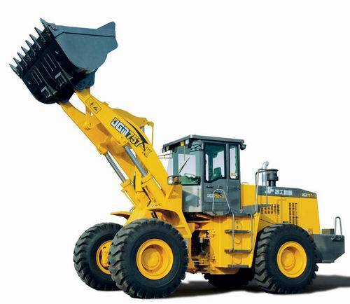 5t wheel loader JGM757-II