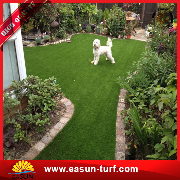 35mm Decorative Landscaping Garden Yard Synthetic Artificial Deco Grass Turf-Donut