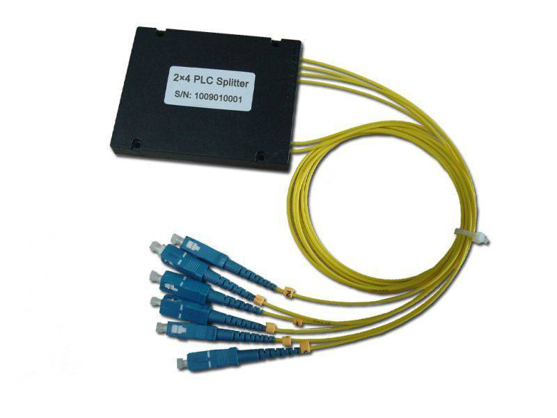 PLC Fiber Optic Splitter