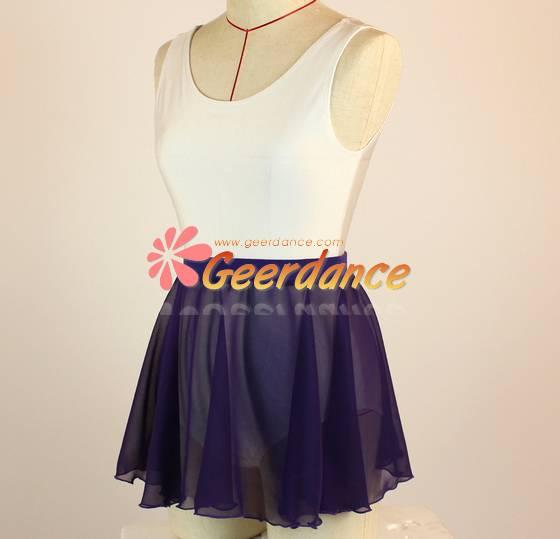 Lady chiffon ballet wrap skirt 60x0098